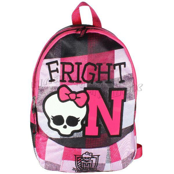 Рюкзак для девочек Monster high 1303