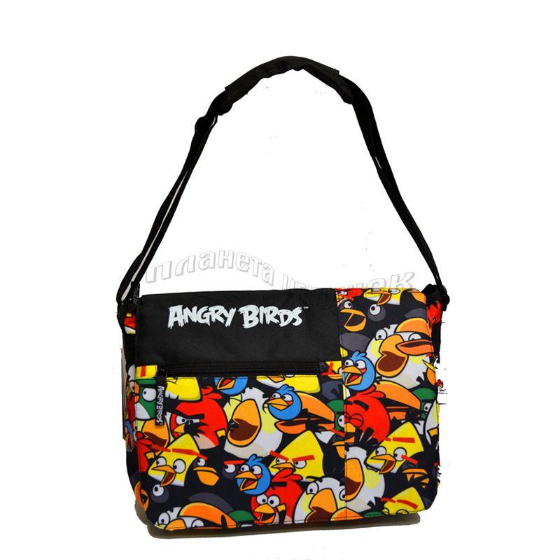 Сумка школьная Angry Birds 47762