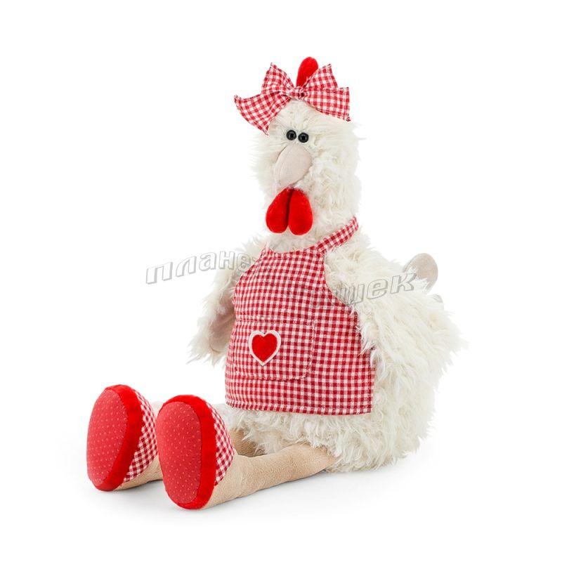 Мягкая игрушка курочка Фрося, 25 см