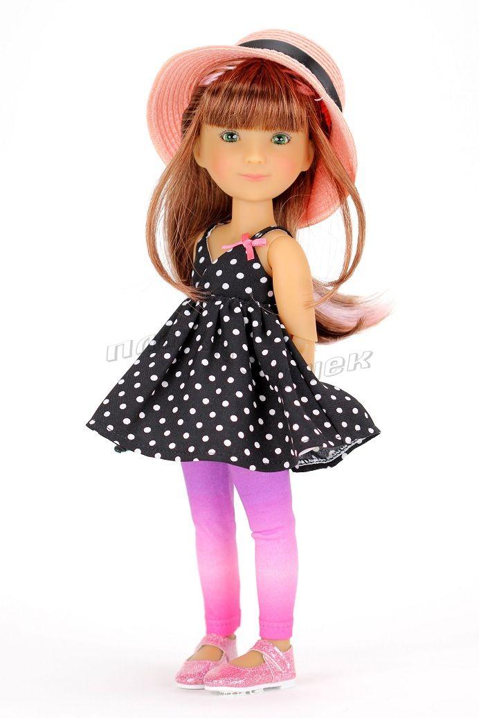 кукла ruby red