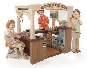 Кухни для девочек